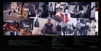 Vinyl - inside cover